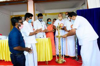 LIFE MISSION Work Inauguration -Idukki