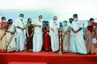 Image LIFE MISSION Work Inauguration -Thrissur